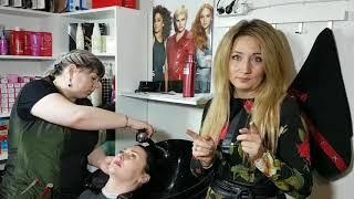 Пиксельное наращивание волос  В гостях у ''Софии''
