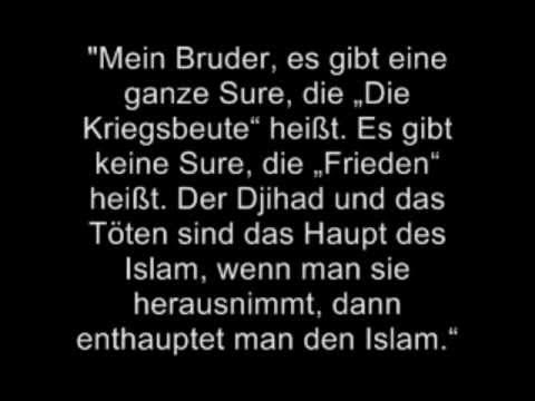 Zitate bekannter Muslimischer Persönlichkeiten - YouTube