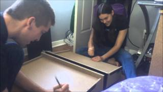 Building A Dresser Ft Ben Stiller, Christina, And Lirik