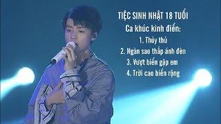 [Vietsub + Kara] Vương Tuấn Khải trình bày các ca khúc kinh điển @Tiệc sinh nhật 18 tuổi
