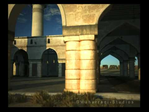 Khamis Mosque-Morning-1 by Khalid Al-Muharraqi