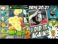 Lets Play Plants vs. Zombies 2: Oops I did it again! Days 20 21 in Far Future (In-App Purchases)