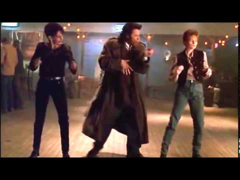 Michael  1996  John  Travolta Dance
