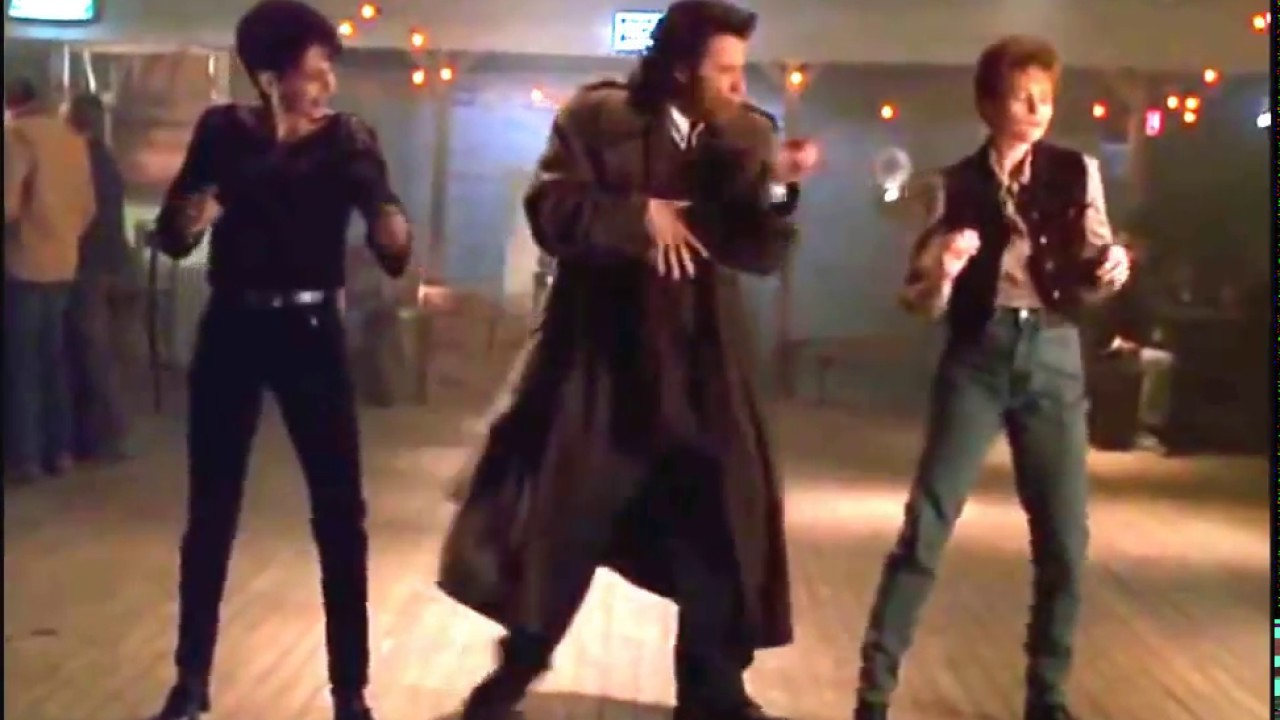 Michael 1996 John Travolta Dance Scene Youtube