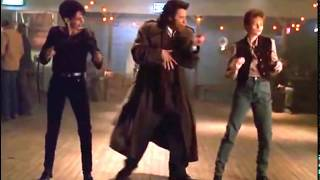 Michael  1996  John  Travolta Dance scene