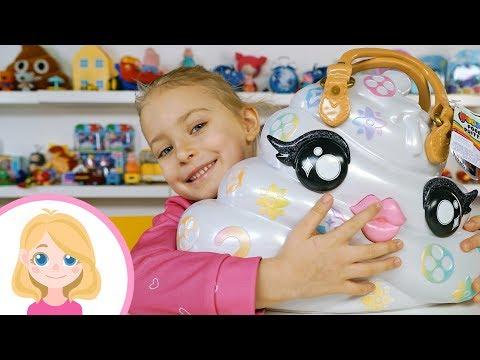 КАК ДЕЛАТЬ СЛАЙМ - Маленькая Вера - Классный подарок ребенку на день рождения или праздник