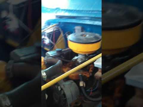 Jeep willys motor de opala sem força