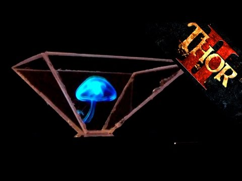 3d hologramme selber machen 3d hologramm projektor aus cd h lle bauen selber machen anleitungen. Black Bedroom Furniture Sets. Home Design Ideas
