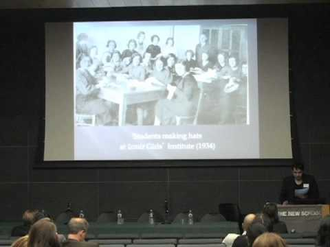 Design/History/Revolution - Panel 5: Design and Identities | The New School