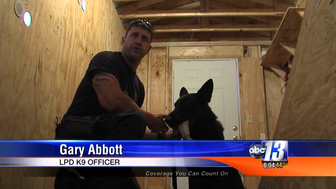 Lynchburg Police Reveal New K9 Training Facility Youtube