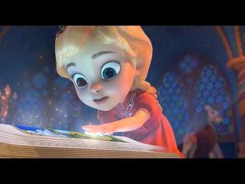 Принцесса и дракон Тайна волшебного зеркала - трейлер  мультфильмы 2018  фэнтези