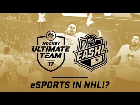 POSSIBLE NHL 18 eSPORTS?! | NHL 17 Hockey Ultimate Team Gameplay