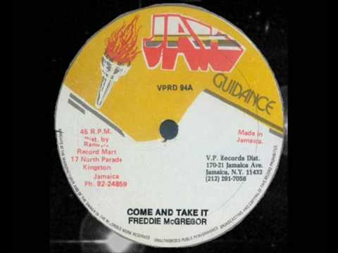 Freddie McGregor - Come And Take It 12