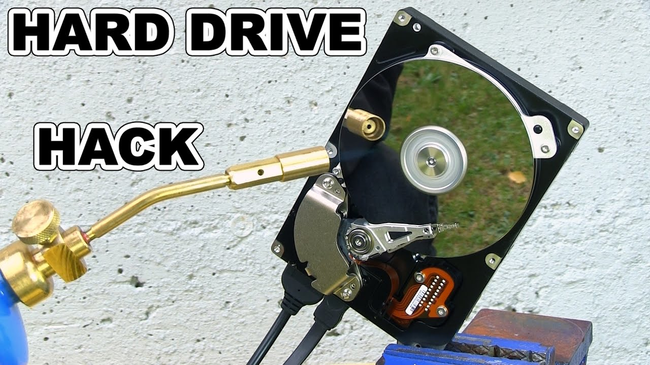 DIY 4 ideas - what can be made from an old HDD