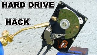 4 ideas - what can be made from an old HDD