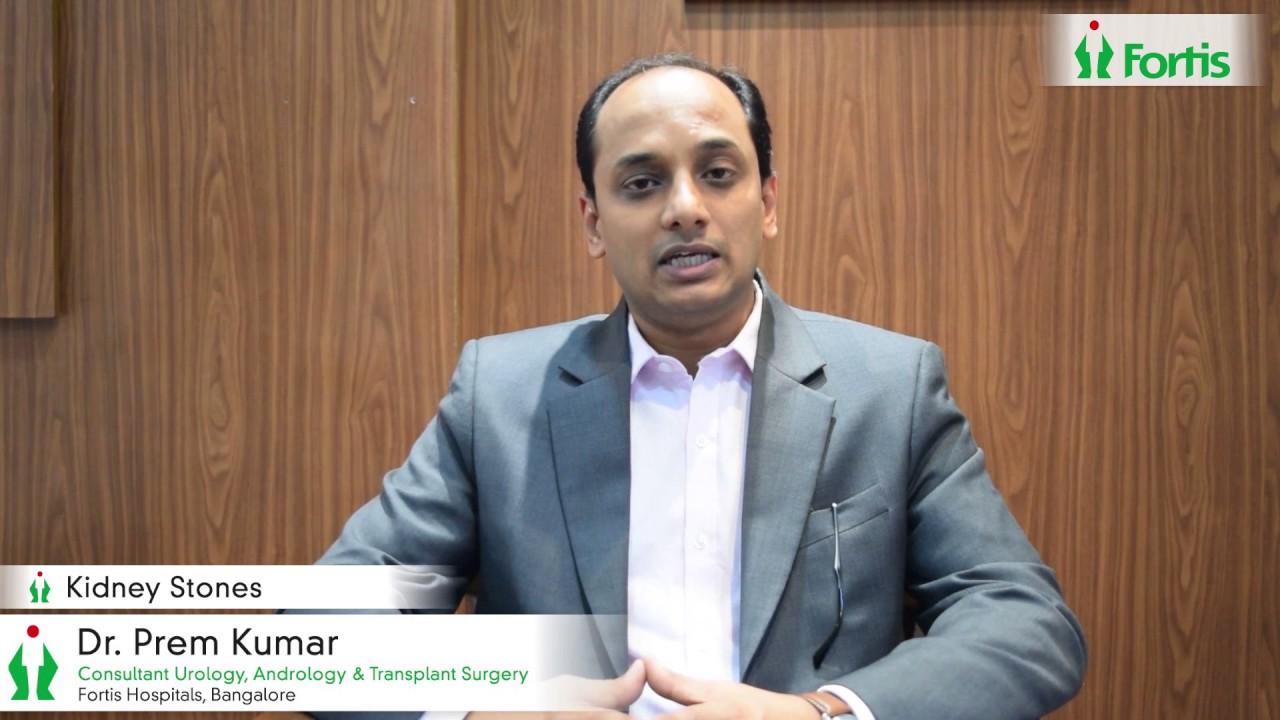 Dr  Prem Kumar - What are Kidney Stones?