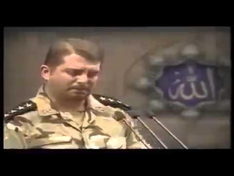 IRAK Lideri - SADDAM 'ın Komutanı - ( Şanlıurfa Arab Şehri )