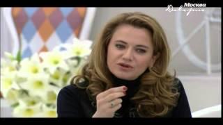 Актриса Ксения Лаврова-Глинка. Интервью для m24.ru
