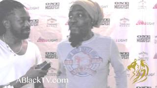 "Junior Reid Interviews with ABlackTV | Talks Love, Music, & New Album ""Living Legend"""