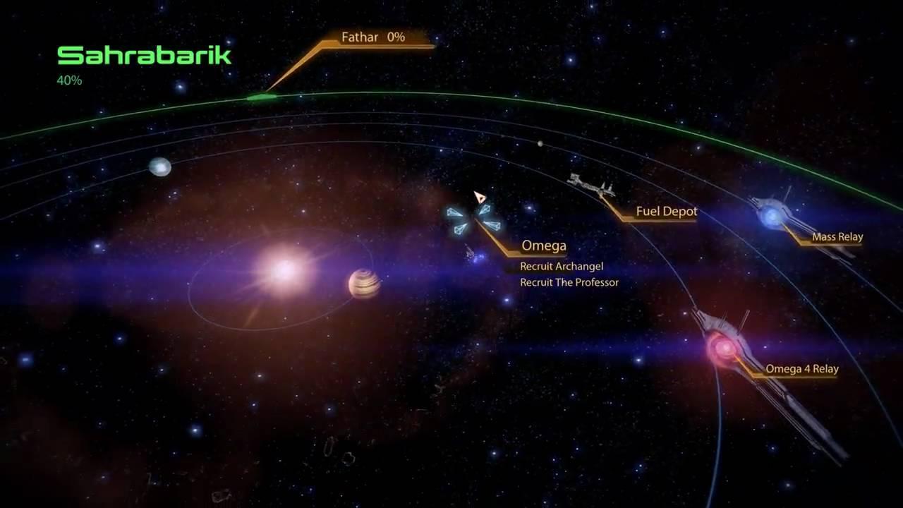 Mass Effect Star Map.Mass Effect 2 Galaxy Map Gameplay Hd Youtube