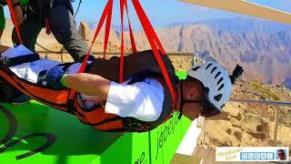 "Absolutely Live: Dubai ""Jebal Jais Flight"" Longest ZipLine in the World"