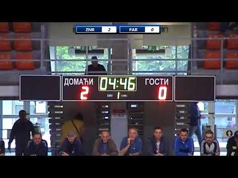 1. kolo / SRLS Playoff / RK Železničar 1949 - RK Partizan