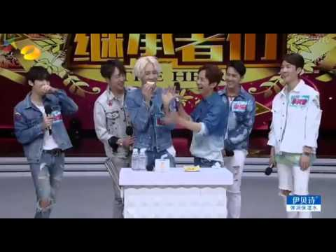 160319 WINNER in Happy camp Taehyun part.