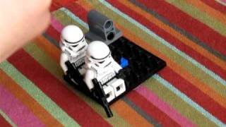 lego star wars 7667 imperial dropship presentation review