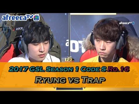Ryung vs Trap