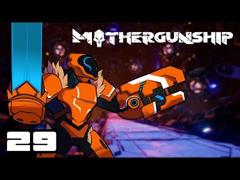 Lets Play Mothergunship - PC Gameplay Part 29 - Flood The Room!