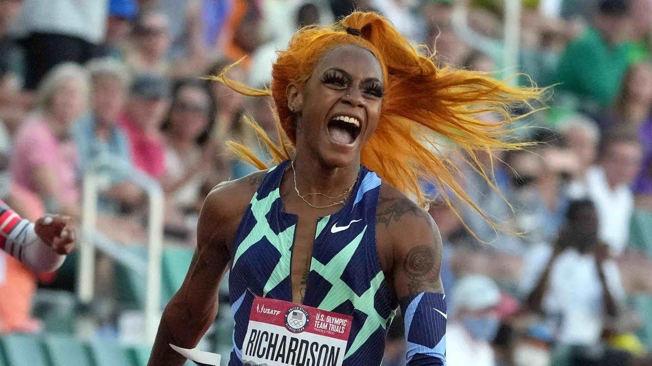 Flo Jo 2.0 Sha'Carri Richardson Is Headed To Tokyo Olympics [VIDEO]