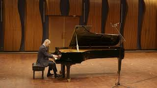 Russell Hirshfield, piano - Alexander Scriabin: Album Leaf, Opus 45, No. 1