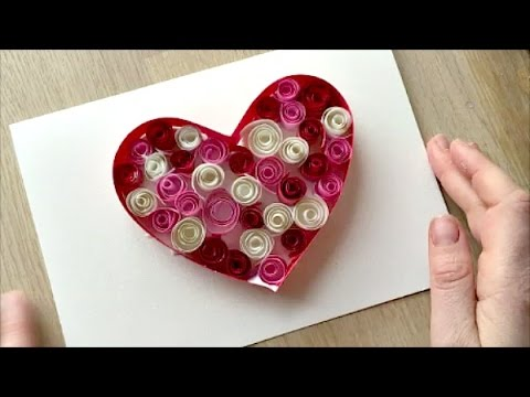Papercraft Paper Quilling How To for Beginners