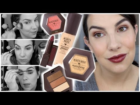HIT OR MISS? Burt's Bees Makeup | New at the Drugstore
