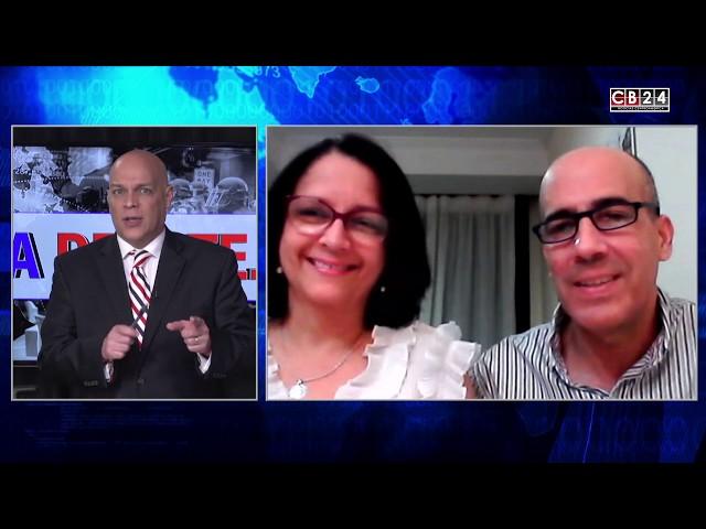 A Debate...Con Alejandro Marcano Santelli Marzo 26