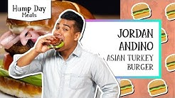 Asian Turkey Burger | Hump Day Meals - Jordan Andino
