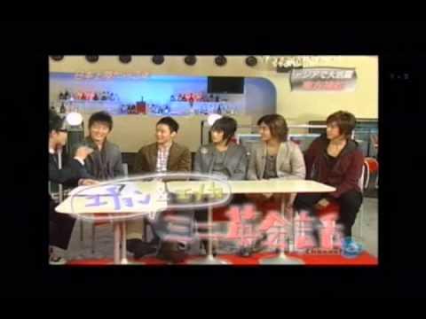 東方神起 070201 Channel a 1 2