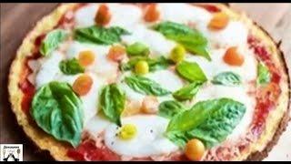 Пицца пошаговый рецепт.Пицца с цветной капустой