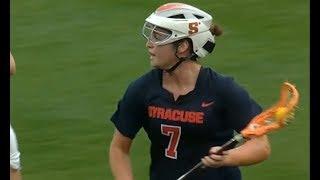 #3 Syracuse vs #5 North Carolina Women`s Lacrosse 2019 (April 13)