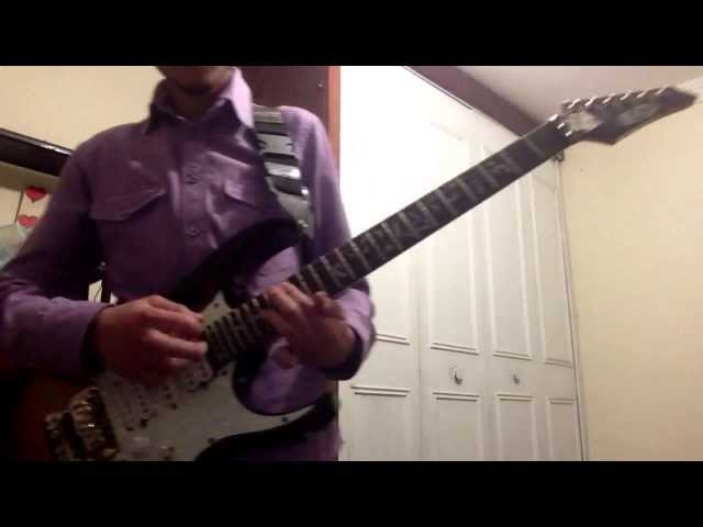Dios Incomparable - G12 Cover guitarra eléctrica by Ferney Videos De Viajes