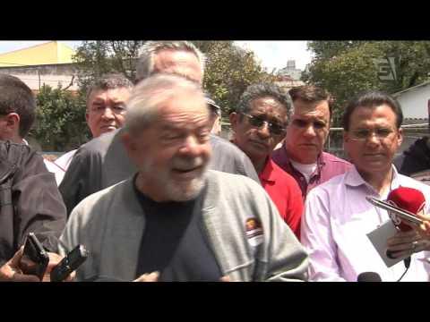 Lula e Odebrecht denunciados por corrupção
