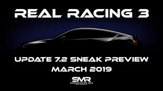 Real Racing 3 Update 7.2 Sneak Preview RR3