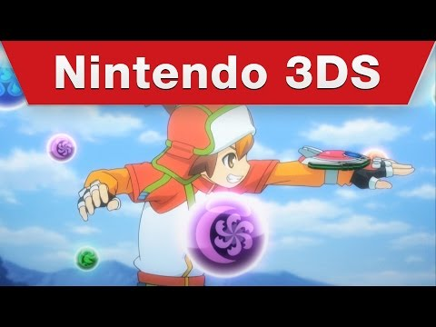Nintendo 3DS - Puzzle and Dragons Z Teaser Trailer