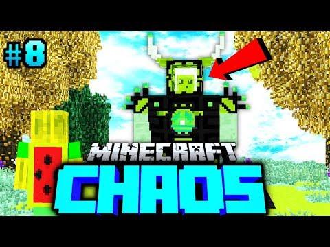SLIMY wird ZUM MENSCH?! - Minecraft CHAOS #08 [Deutsch/HD]