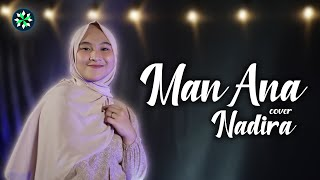 CAHYA OFFICIAL - MAN ANA | COVER