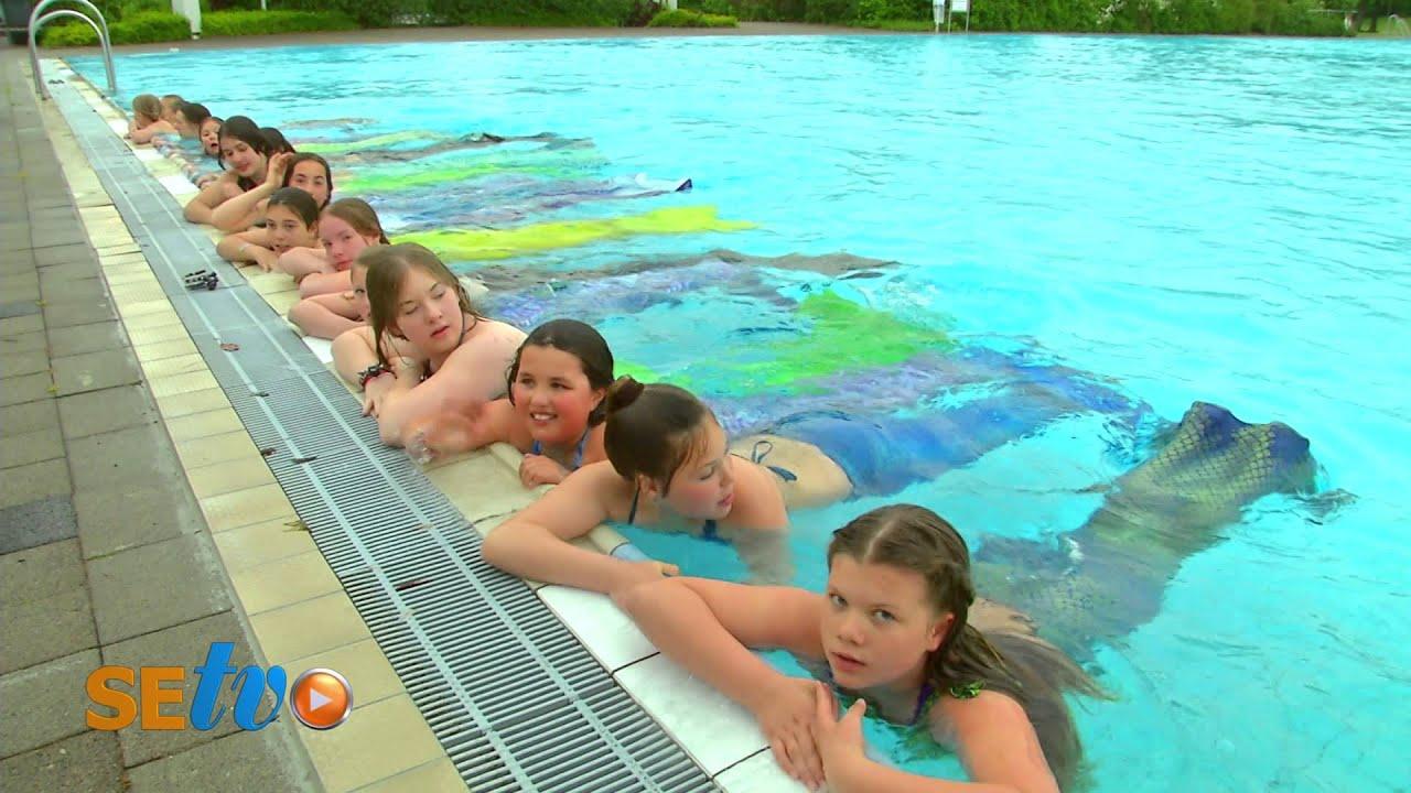 Schwimmbad Neumünster die meer deerns aus neumünster