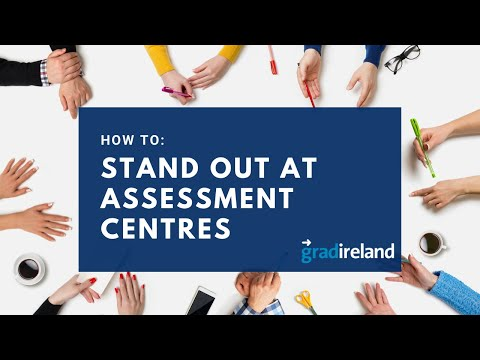 Assessment Centres - How to prepare to stand out from the crowd