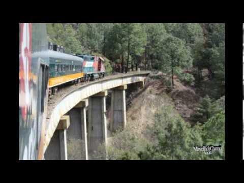Viaje en tren El Chepe