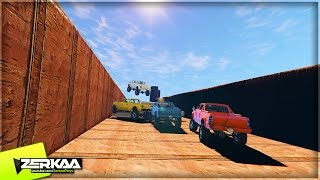HUGE PIPE OBSTACLE COURSE | GTA 5 Funny Moments | E669 (GTA 5 PS4)