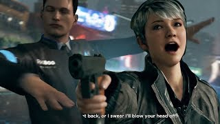 Detroit Become Human: Always Bet on Gun